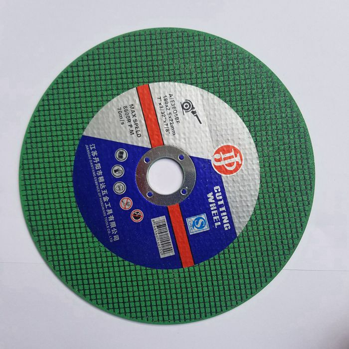 green cutting disc 180*2.5*22mm
